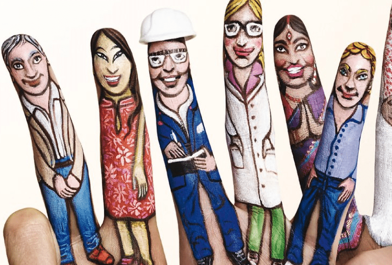 Creating Diversity with Talent, Training, and Thought Leadership
